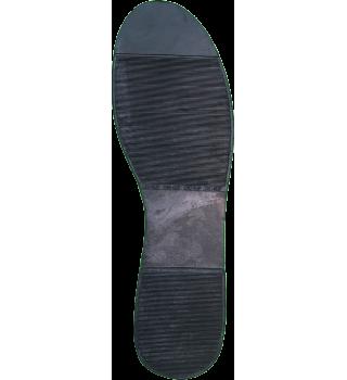 sol alas sepatu sandal karet 35