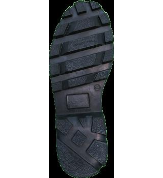 sol alas sepatu sandal karet 36