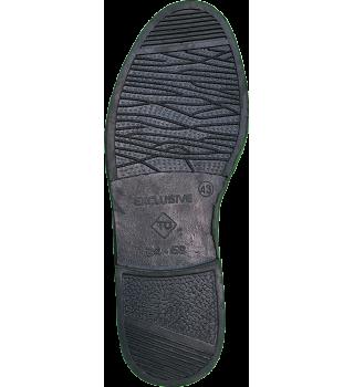 sol alas sepatu sandal karet 42