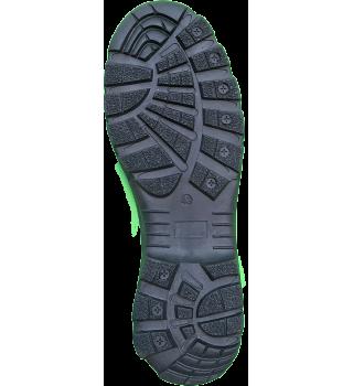 sol alas sepatu sandal karet 50