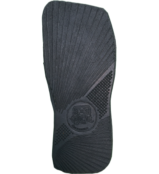 sol alas sepatu sandal karet 62