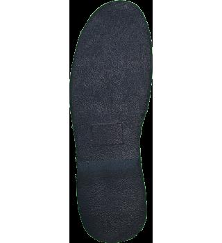 sol alas sepatu sandal karet 25