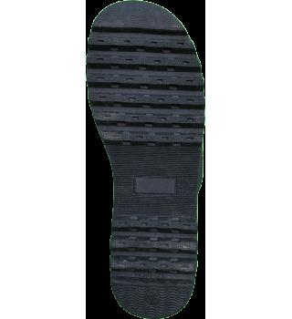 sol alas sepatu sandal karet 27