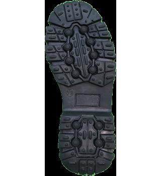 sol alas sepatu sandal karet 28