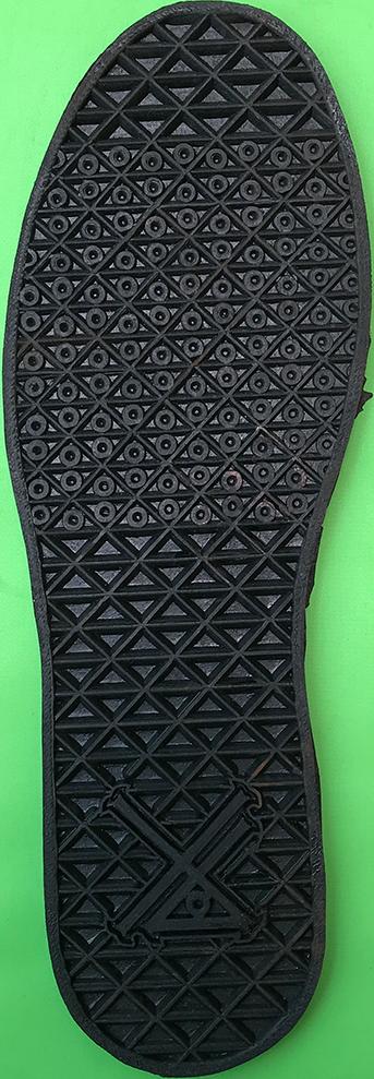 sol sepatu sandal karet 5