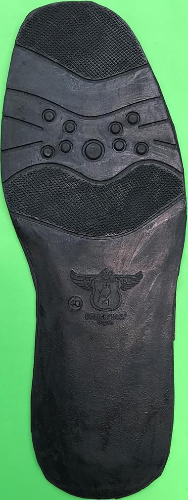 sol alas sepatu sandal karet 19